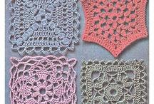 Cross stitch, crochet, knitting, sewing / by Shelia Arnold