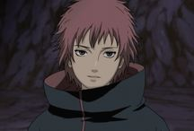 Akatsuki: Sasori of the red sand / The cutest member of the Akatsuki in my opinion. That flames like hair and cofee like eyes simply enchanted me. The best of the puppet masters, killer of the third kazekage, impatient red head - the amazing Akasuna No Sasori.