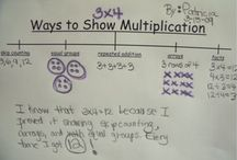 Multiplication / by Jeanna McIntyre