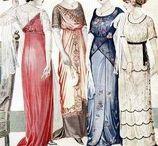 Moda prva a druha dekada 20.st.