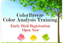 Train to be a ColorBreeze Analyst