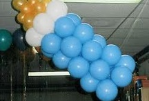 Balloon Decor / by BforAll Occasionz