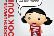Nom Nom Paleo: Food For Humans Book Tour / by Michelle Tam