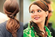 Blair hairstyles