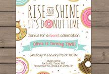 Invitaciones cumple