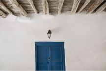 Greek Architecture / Traditional Greek Architecture from the Cyclades. Interesting buildings from Greek Paradise