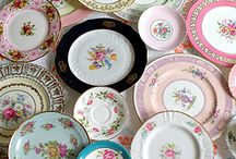 Plates, bowls, tins, cans and cute stuff..