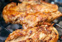BBQ chicken / BBQ chicken