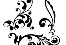 disegni bianco nero