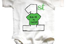Holiday // St Patrick's Day / Cute St Patty's day outfits for babies and kids. / by Wild Dill