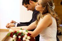 Matrimonios; portafolio / Un poco del arte de registrar el momento único de la boda, donde dos personas unen sus corazones y celebran su amor. Una bella imagen ayuda a recordar los sentimientos y la alegría de ese día especial.