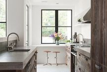 Kitchens / by Maggie Jones