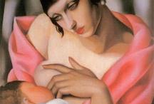 Fave Breastfeeding and Babywearing