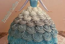 Frozen 5 year old party