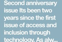Access and Inclusion Through Technology Archive
