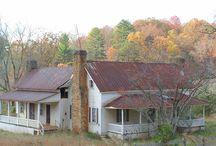 Old Farm houses