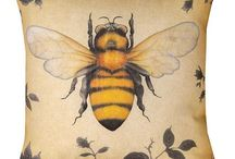 Bees & Butterflies / These lovely pieces will have you buzzing...