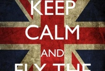 proud to be british.. &..lovin it / Made in England....