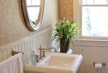 Perfect Powder Rooms / by Angie Guarino