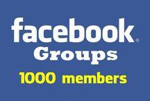 Buy Facebook Group Members / BUY FACEBOOK GROUP JOINS;  100 Facebook Group Members - $2 500 Facebook Group Members - $6 1.000 Facebook Group Members - $9 2.000 Facebook Group Members - $16 5.000 Facebook Group Members - $35  #Facebook