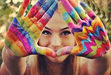 Colourful / Insperation till foto...