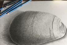 mes dessins / my drawings