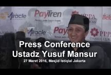 Press Converence UYM 27 Maret 2016 Menuju Grand Lounching PayTren