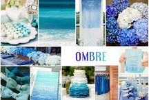 Wedding | Ombre - Blue