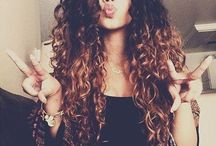 All the Curls!