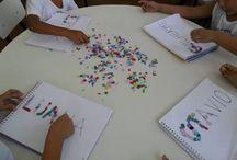 Projeto de alfabetização nível 5