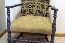 coffee sack / by LL Barthel