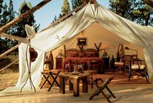 アウトドアキャンプ