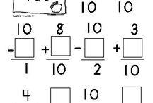 Maths - Friends of 10