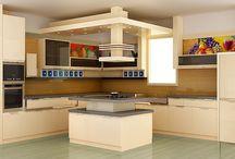 Konyhabútorok | Kitchens / Egyedi tervezésű és kivitelezésű modern, klasszikus és rusztikus konyhabútorok