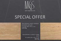 TRAVERTINE OFFERS / SPECIAL OFFER