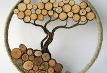 ağaç oyma