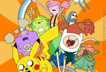Adventure Time / by Luisen Ramos