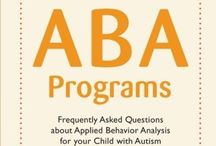 Applied Behavior Analysis / ABA topics such as positive behavior change, behavior intervention plans, instructions, teaching, discrete trial training (DTT), natural environment training