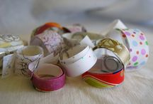 DIY: How to Make Washi Tape / by Beverly Lane