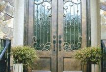 Doors & Gates / by Laura Heidorn