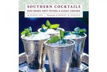 Southern Sippin'  / Southern inspired cocktails.