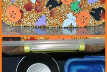 Preschool Activities - Halloween