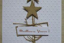 carte de vœux Noël