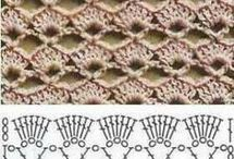 muestras crochet