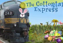 2015 Special Train Events / Celebrate with us during 2015. We have many special events scheduled for this year in all four locations: Cass, Durbin, Elkins, and Spruce!