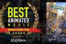 Animated Movies