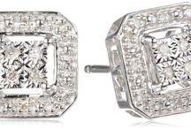 Diamonds are a girl's best friend.... / by Ann Ahern