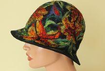 Lyn felted hats