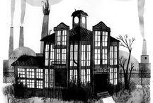 Carson Ellis illustrator