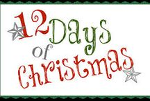 The 12 Days of Christmas Western Style / What will your true love give to you this Christmas?